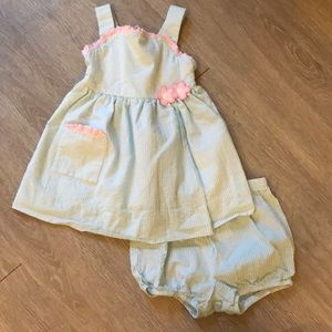 Florence Eiseman dress set